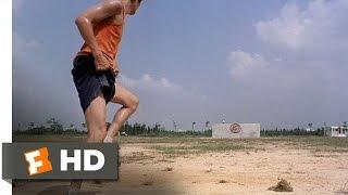Shaolin Soccer (3/12) Movie CLIP - Steel Leg Trains (2001) HD