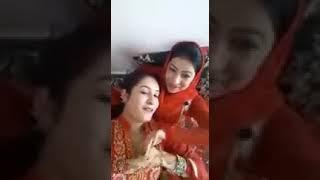 Pakistani Mujra Dance Desi Girls playing at home Dancing and singing Pakistani desi Girls   YouTube