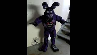 Nightmare Bonnie Cosplay