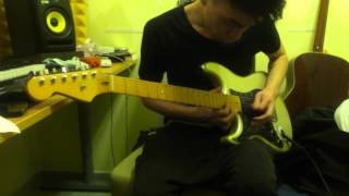 Honne - All in the Value (Guitar Solo)