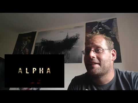 Alpha Trailer #1 (2018) Reaction