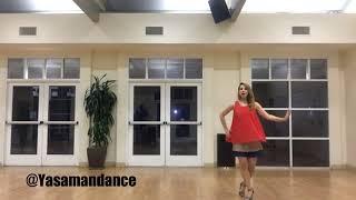 Amoozesh raghs Irani-Khanoomam- Session 5-آموزش رقص ایرانی با آهنگ خانومم از داوود چرگری- جلسه آخر