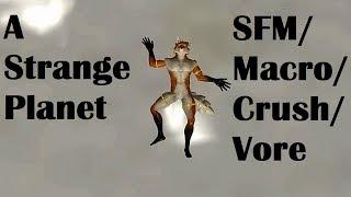 (SFM/Macro/Crush/Vore) A Strange Planet