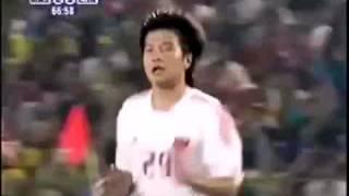 QWC 2006 Malaysia vs. China 0-1 (08.09.2004)