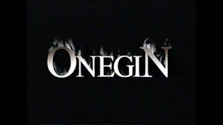 ONEGIN MOVIE TRAILER [VHS] 1999