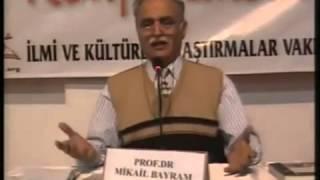 Prof.Dr.Mikail Bayram Mevlana ile Şems'in Hulul İnançları