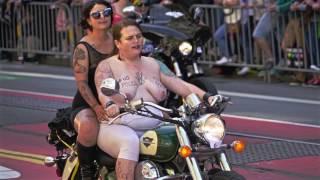 Lesbian Gay Bisexual & Transgender Pride, San Francisco --Sony a7R2.
