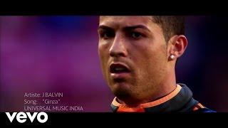 J. Balvin - Ginza (UEFA-TEN SPORTS Version)