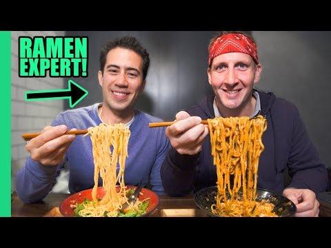 Ultimate TOKYO RAMEN Tour RAMEN EXPERT Reveals the Best Noodle Spots in Town