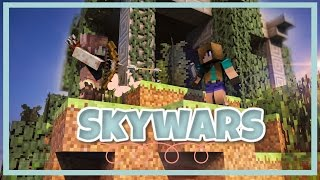 Minecraft Skywars Collab With BFF