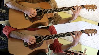 Technical Difficulties Acoustic\Shred Cover HD resolution played by Giordano Boncompagni