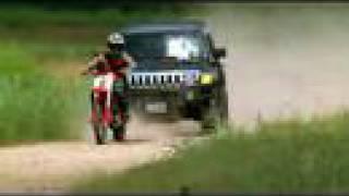 Honda Cr 85Vs Hummer H3