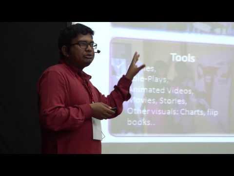 Bridging the gap of Menstrual Hygiene in Rural India   Jaydeep Mandal   TEDxIIMRohtak