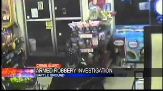 Crime Alert: Battle Ground armed robbery