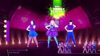 Just Dance 2018 (Unlimited) - Junto a Ti - 5 Megastars