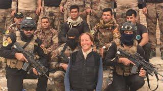 وفاة الصحفية الفرنسية المصابة في انفجار لغم بمدينة الموصل العراقية