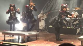 BABYMETAL live on 2016-06-02 (Full Concert) - Z7 Switzerland