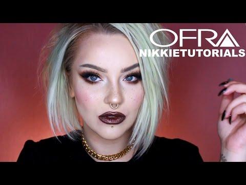 nikkie tutorials x ofra cosmetics collaboration/review/makeup tutorial