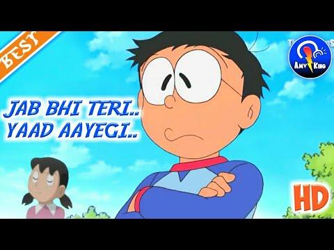 Xxx Mp4 Nobita And Shizuka Jab Bhi Teri Yaad Aayegi Love Song 3gp Sex