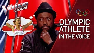 The Voice coaches IMPRESSED by Olympic athlete | STORIES #31