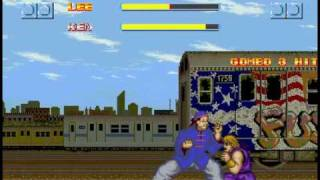 Street Fighter 1 Champion Edition - Free fan game