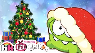 Om Nom Stories: Christmas Special | Cut the Rope Episode 9 | Cartoons for Children | HooplaKidz TV