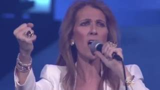 Celine Dion - My Heart Will Go On (Live Montreal 1/8/2016) [HD]