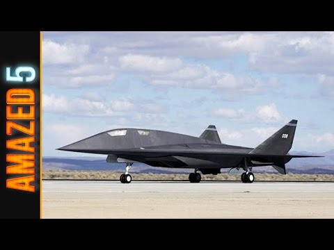 watch 5 Most secret aircraft in the world 2016