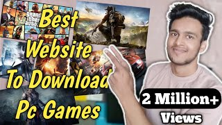 PC games download websites,how to download pc games,best 4 pc games download websites