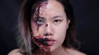แด่คนที่สงสัยว่าใช้อะไรลบหน้าผี  | Baroctar