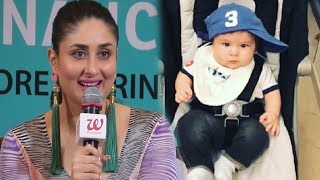 Kareena Kapoor On Baby Taimur Ali Khan - Taimur Is Not A Star Kid, He Is Just Like A Normal Child
