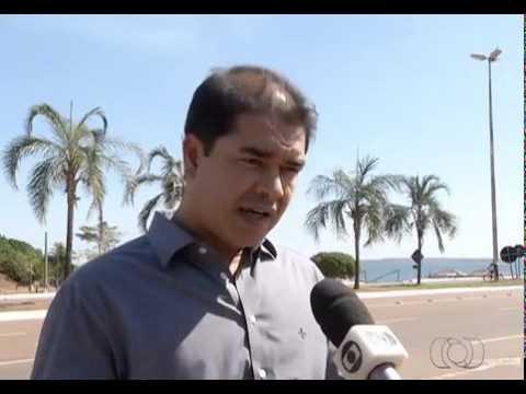 Acidentes na ponte Fernando Henrique Cardoso preocupam órgãos de fiscalização. BD TO - 03/09/2015