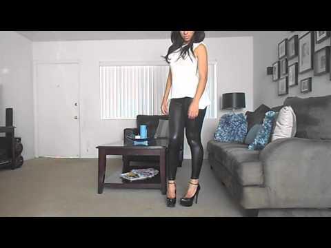 Leggings N Stud with JustFab