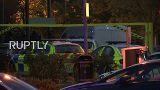 LIVE from Nuneaton after gunman arrested and hostages freed