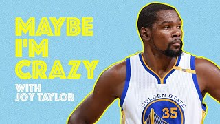 Kevin Durant's Internet Problem | Maybe I'm Crazy Podcast - EP 02 | UNDISPUTED