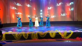 Mono mor megher o shongi ( Dance choreographer...Olive Islam)