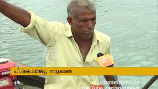 Illegal Paddy field filling continues by transport minister Thomas Chandy