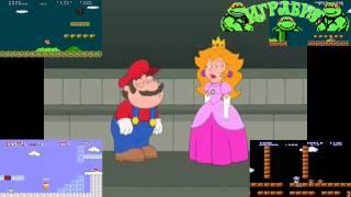 HackNES - Mario