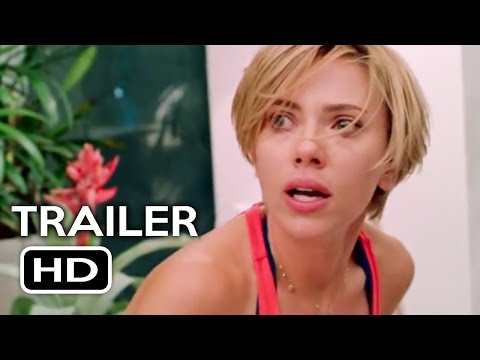 Rough Night Red Band Trailer 1 2017 Scarlett Johansson Comedy Movie HD
