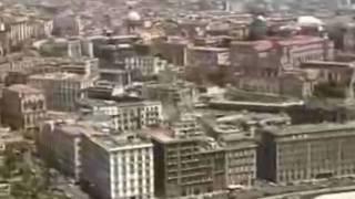 Veduta aerea di Napoli - Aerial View of Naples
