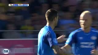 GOAL | Gastón Pereiro. VVV-Venlo - PSV 2 - 2