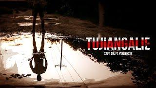 Sauti Sol - Tujiangalie ft Nyashinski (Official Lyric Video) [SKIZA: *811*170#]