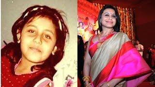 रानी की बचपन की तस्वीरें हो रही है वायरल   Rani Mukerji Childhood Pics Go Viral