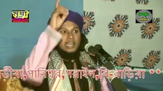 Bangla Waz Maulana Shah WaliUllah Faruqi Dewbaria DinurBari Part 2,Bangla HD Media YouTube