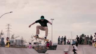 Deni Tx & Alief at Kalijodo Skatepark
