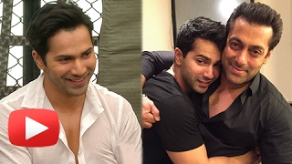 Salman Khan Gifts Varun Dhawan Jeans From His Judwaa Wardrobe | Judwaa 2 | 20 Years Of Judwaa