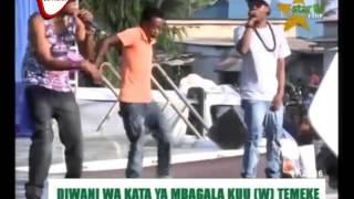 Wasanii Tunda Man,Chege Jukwaani Wakitoa Burudani
