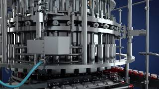 Powertech - The new volumetric piston filler for chunky products-