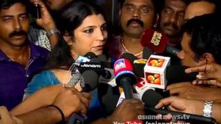 Saritha S Nair Press Meet After Producing Digital evidence to Solar Commission