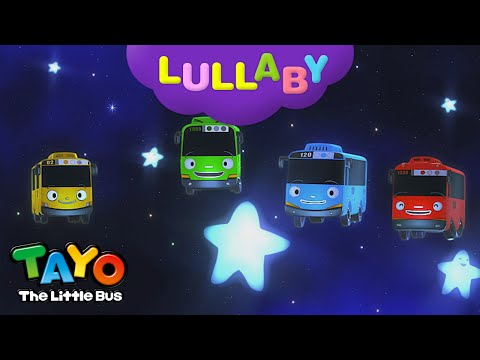 Twinkle Twinkle Little Star Sing with Tayo the Little Bus Nursery Rhymes & Lullaby